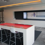 Siemans Briefing Center i-Wall